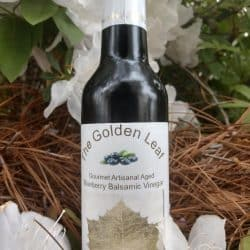brilliant blueberry balsamic vinegar