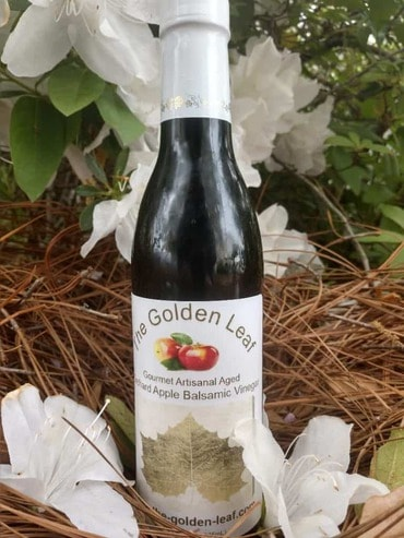 orchard apple balsamic vinegar