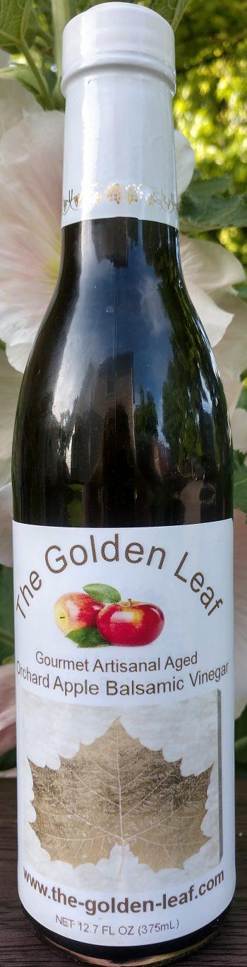 orchard apple balsamic vinegar glaze