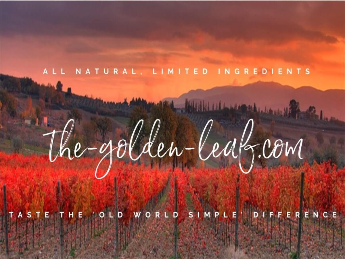The Golden Leaf: Gourmet Nutrition